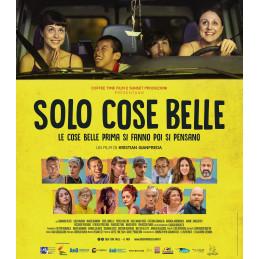 "Blu-ray del film ""Solo cose belle"" con dedica del regista"
