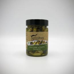 Zucchine a filetti bio