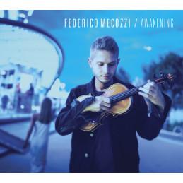 """CD """"Awakening"""" di Federico Mecozzi autografato"""